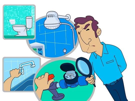 Leak Test - Caça Vazamentos