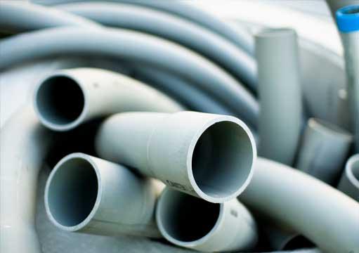 Caça vazamento em tubulações de PVC
